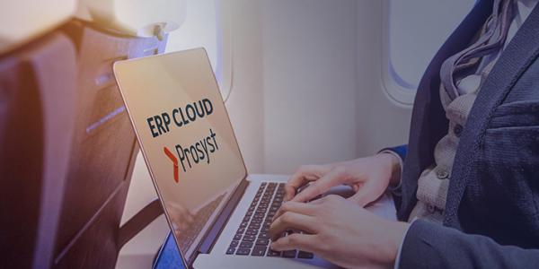 Prosyst Cloud – um ERP em nuvem seguro e com inteligência de processos