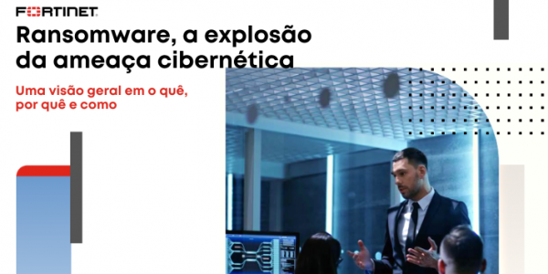 Ransomware, a explosão da ameaça cibernética